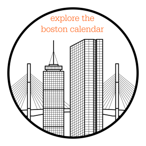 Boston family friendly calendar