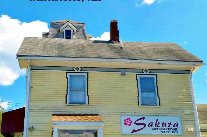 Sakura Winchester MA – Family Friendly Sushi Near Boston