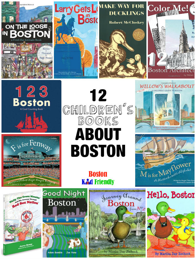 Willows Walkabout: A Childrens Guide to Boston