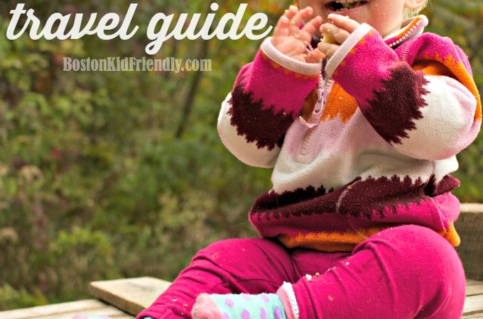 Boston, MA fall family travel guide