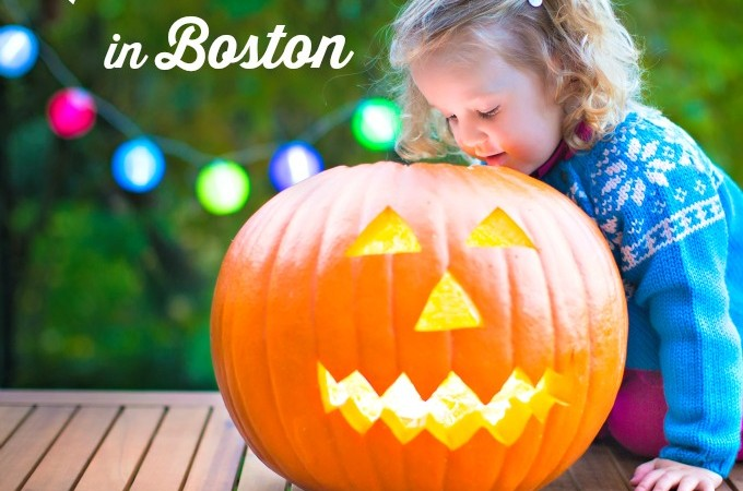 Family Friendly Halloween Events in Boston this October