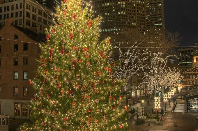 Unique Holiday Traditions in Boston with kids