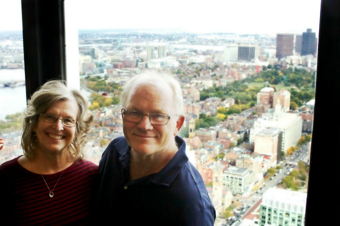 Visit the prudential Tower to explore how Boston's landscape has changed over time